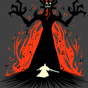 Once Upon a Tee: Master of Darkness