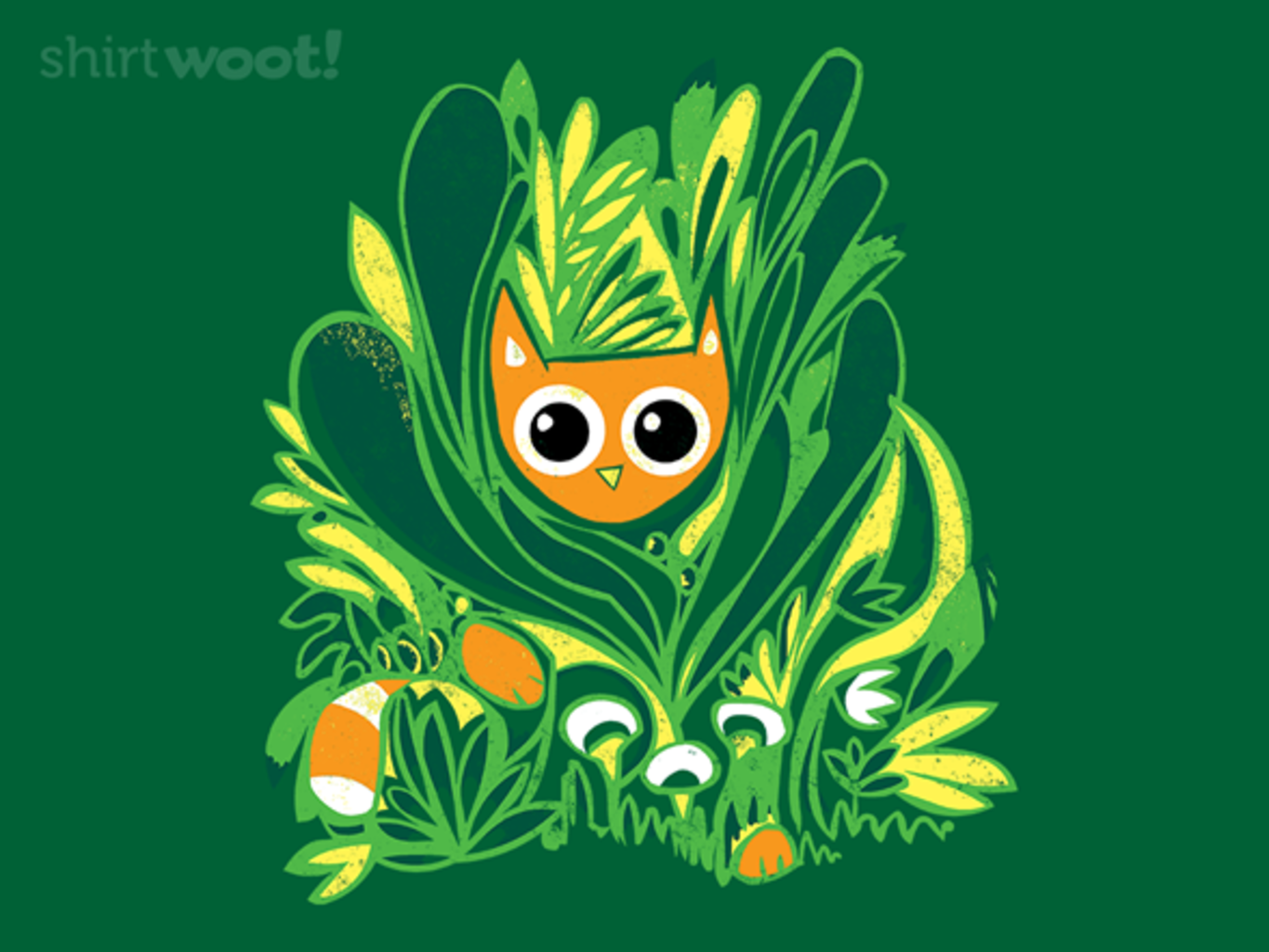 Woot!: Cat In The Wild