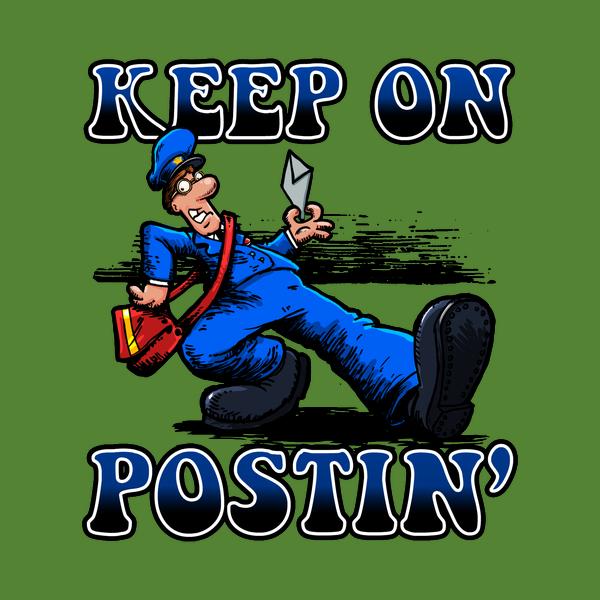 NeatoShop: KeepOnPostin