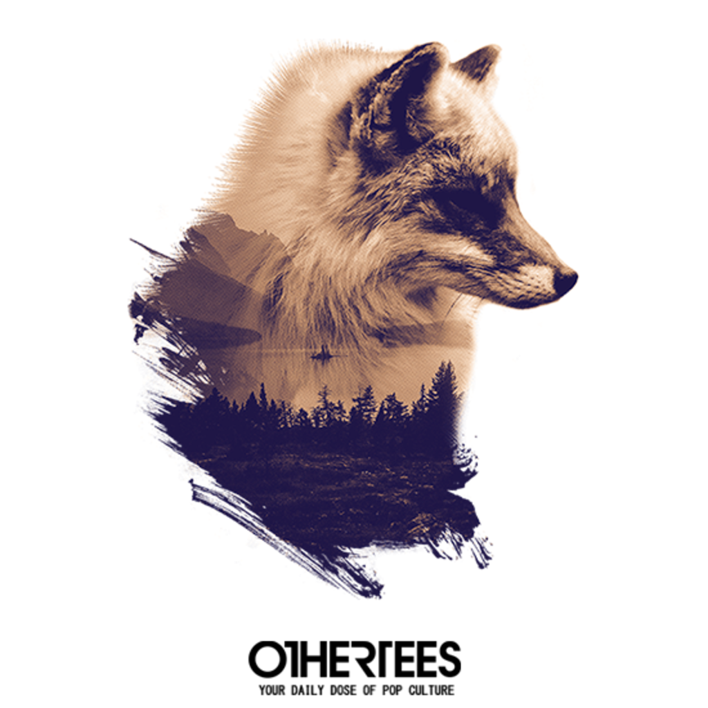 OtherTees: Forest Fox