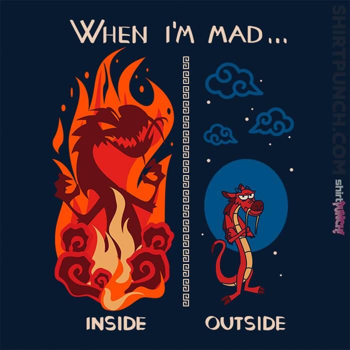 ShirtPunch: When I'm Mad