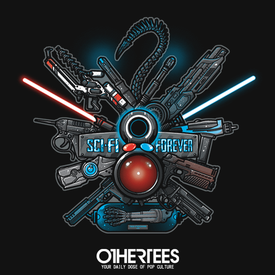 OtherTees: Sci-Fi Forever