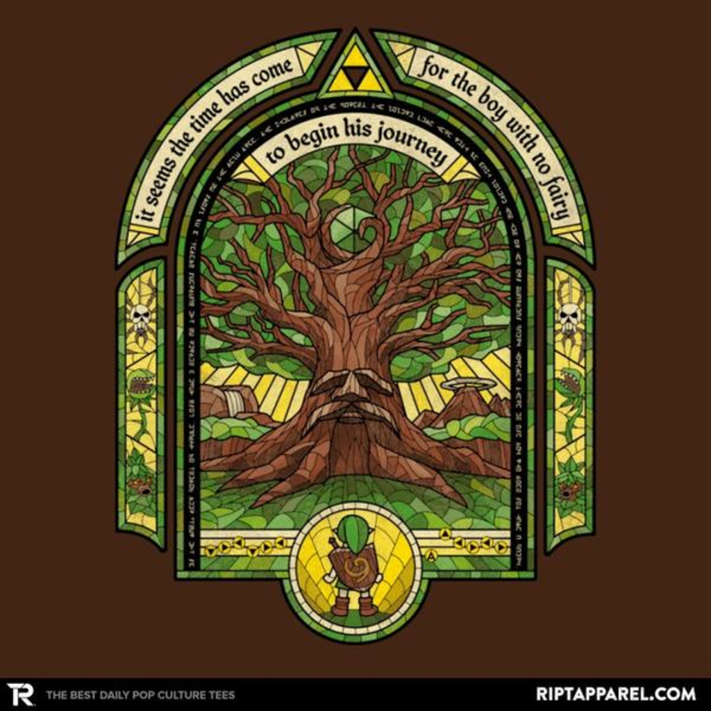 Ript: Great Deku Tree