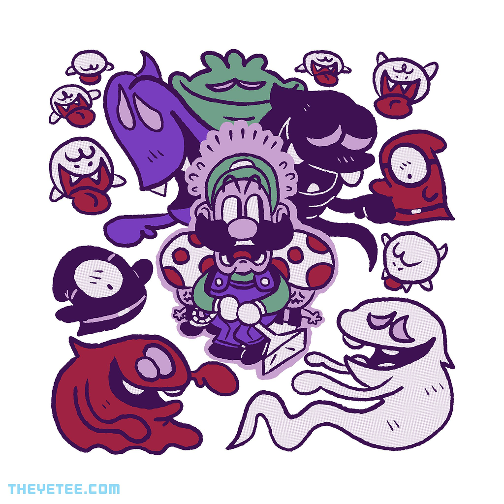 The Yetee: Silly Specters