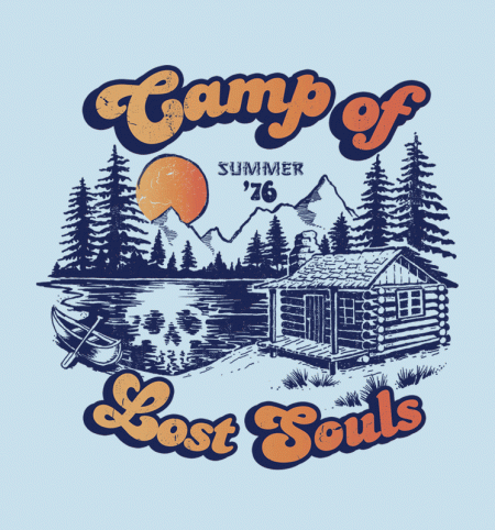 BustedTees: Camp of Lost Souls