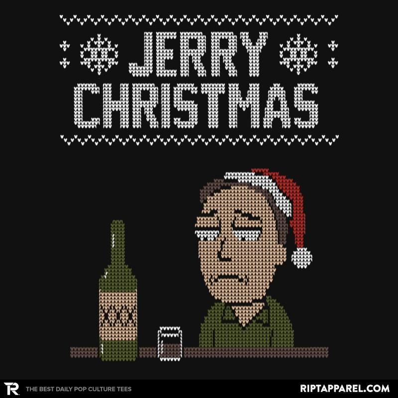 Ript: Jerry Christmas!