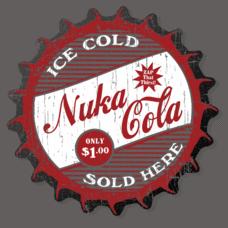 Textual Tees: Nuka Cola Fallout 3 4