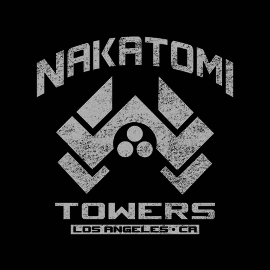 Five Finger Tees: Nakatomi Towers T-Shirt