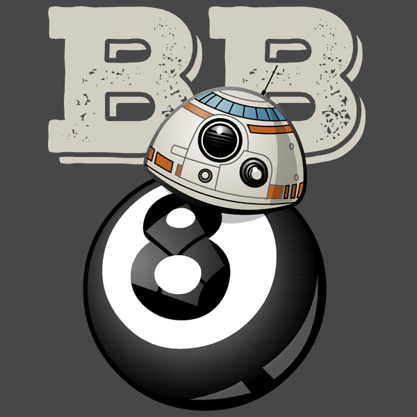 GraphicLab: BB-8-Ball