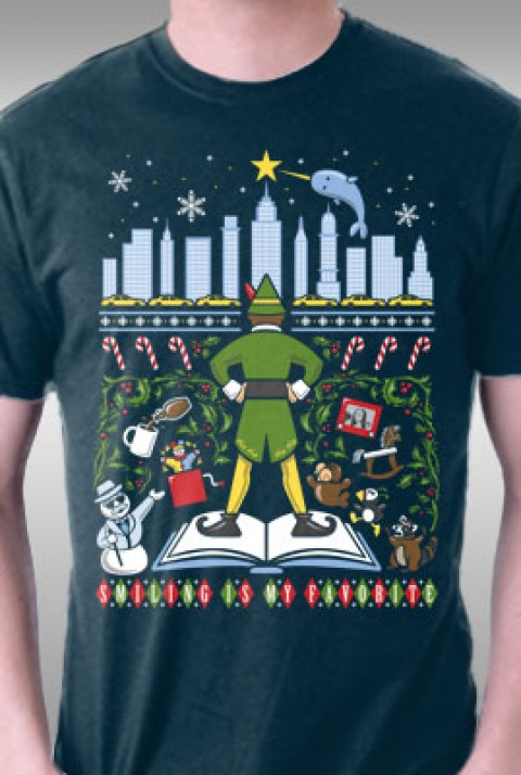 TeeFury: Christmas Cheer