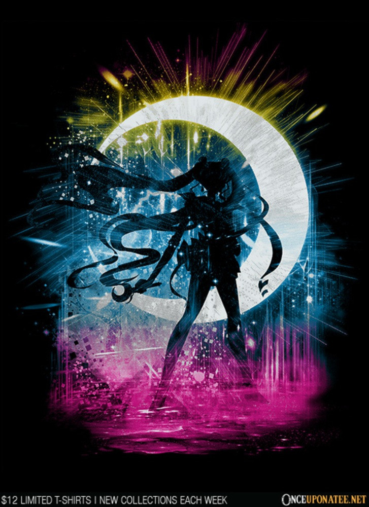 Once Upon a Tee: Moon Storm