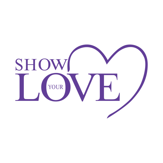 TeePublic: Show Your Love
