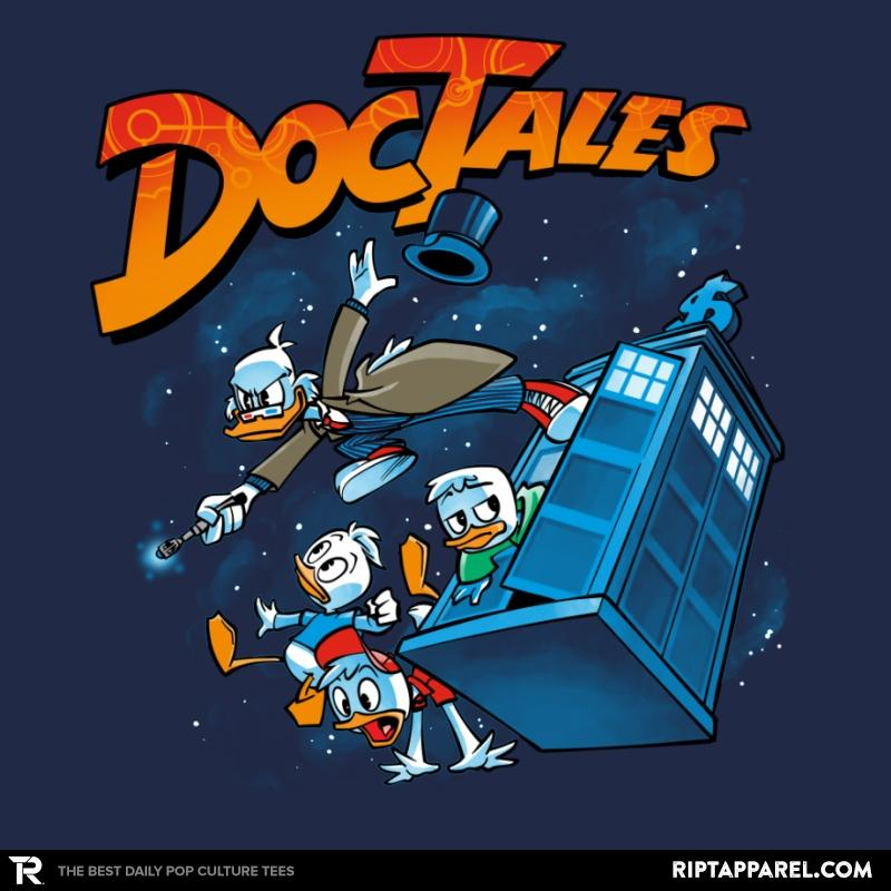 Ript: DocTales Reprint
