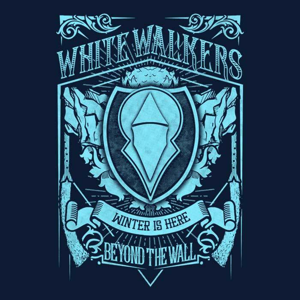 Once Upon a Tee: Vintage Walker