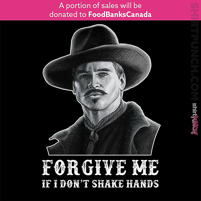 ShirtPunch: Forgive Me