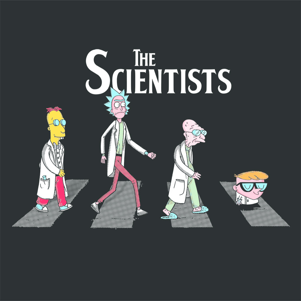 TeeTee: Scientist on Abbey Road
