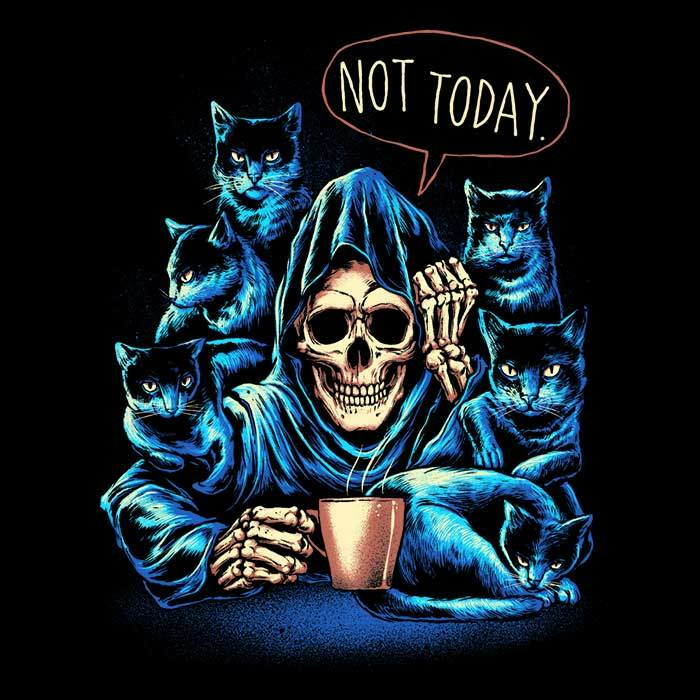 Once Upon a Tee: Not Today