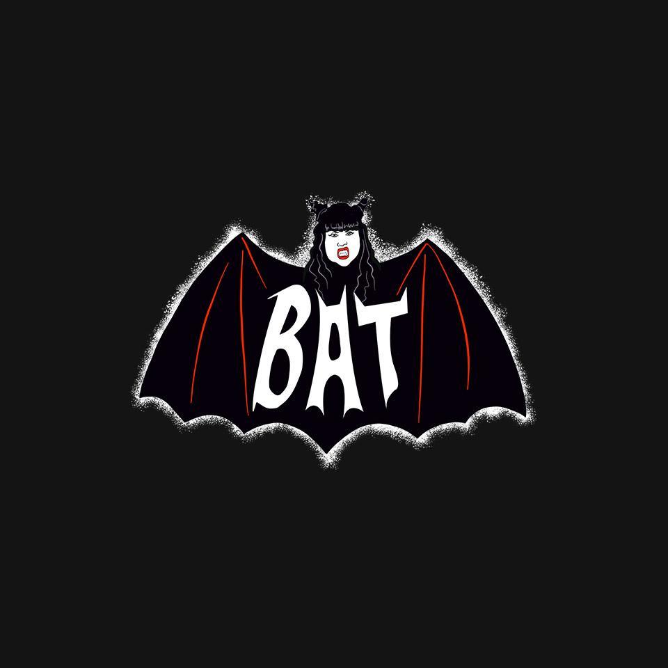 TeeFury: Nadja Bat