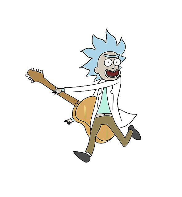 RedBubble: Tiny Rick!