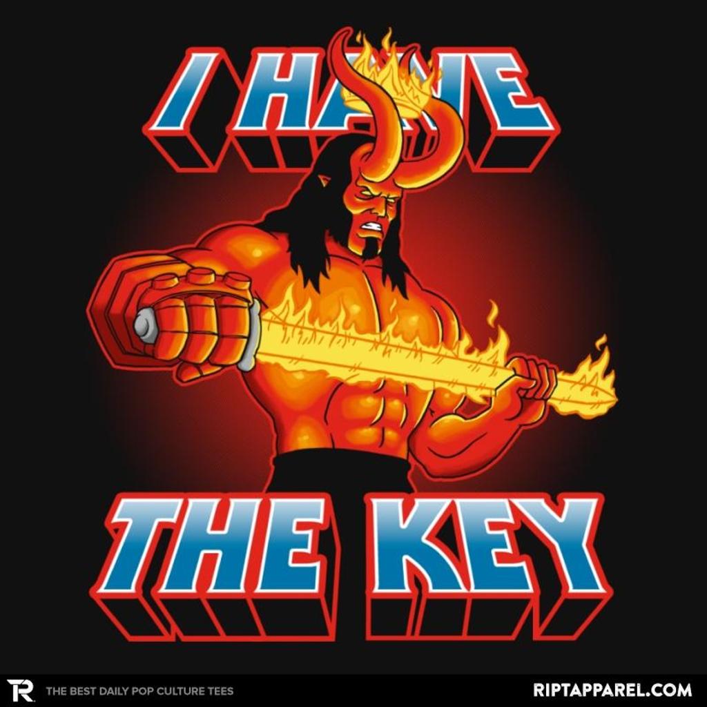 Ript: I Have The Key