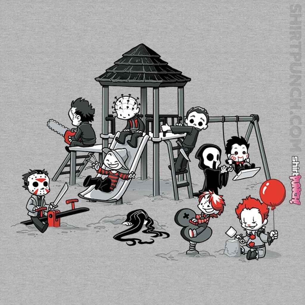 ShirtPunch: Horror Park