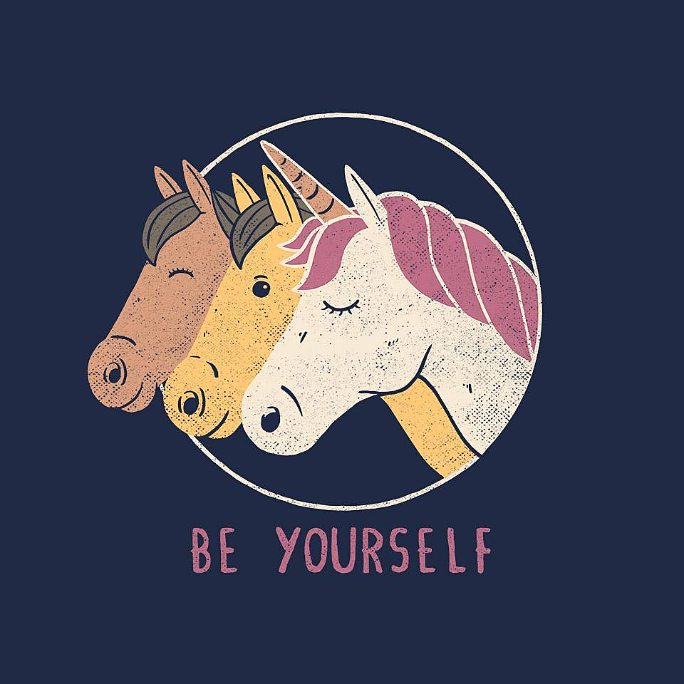 TeeFury: Unless You Can Be a Unicorn