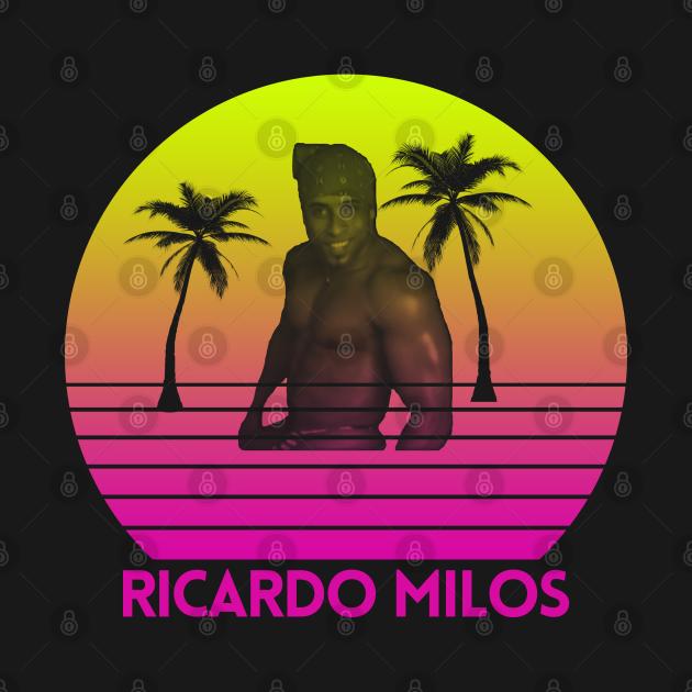 TeePublic: Ricardo Milos