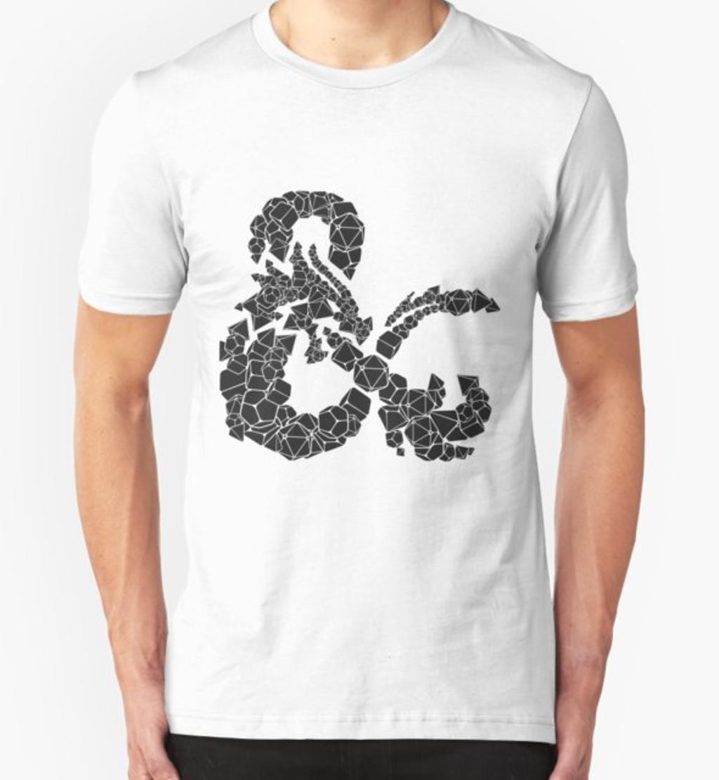 RedBubble: Dice Dragon
