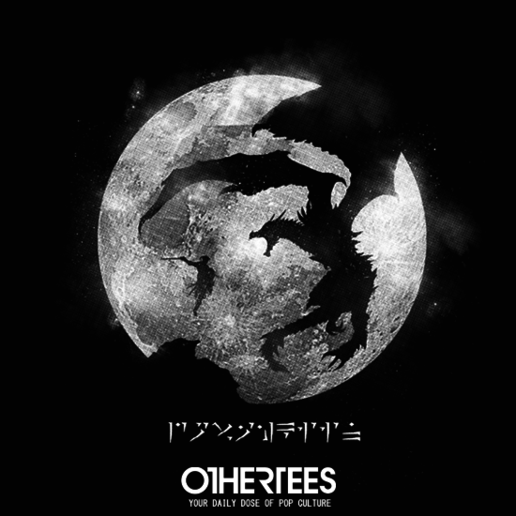 OtherTees: Moon Dovahkiin