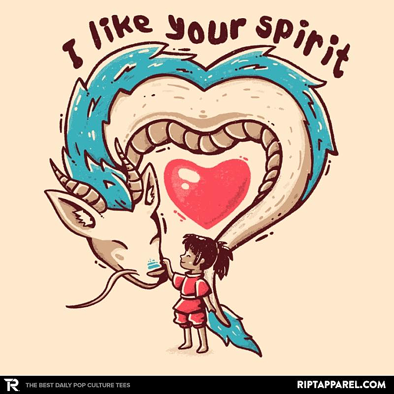 Ript: I Like Your Spirit