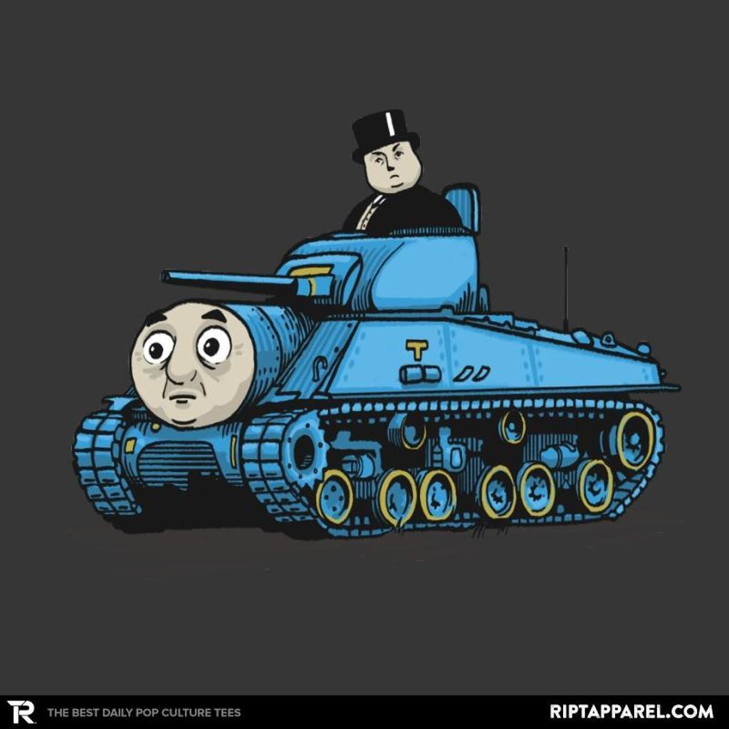 Ript: T. The Tank