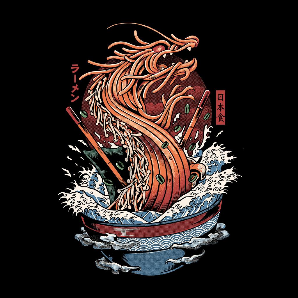 TeeTee: Ramen Dragon
