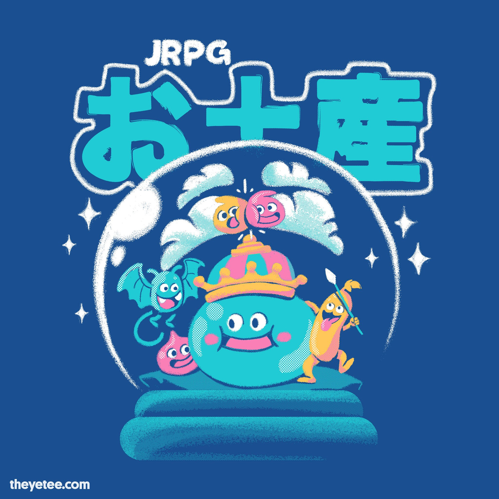 The Yetee: Rare Spawn Chance