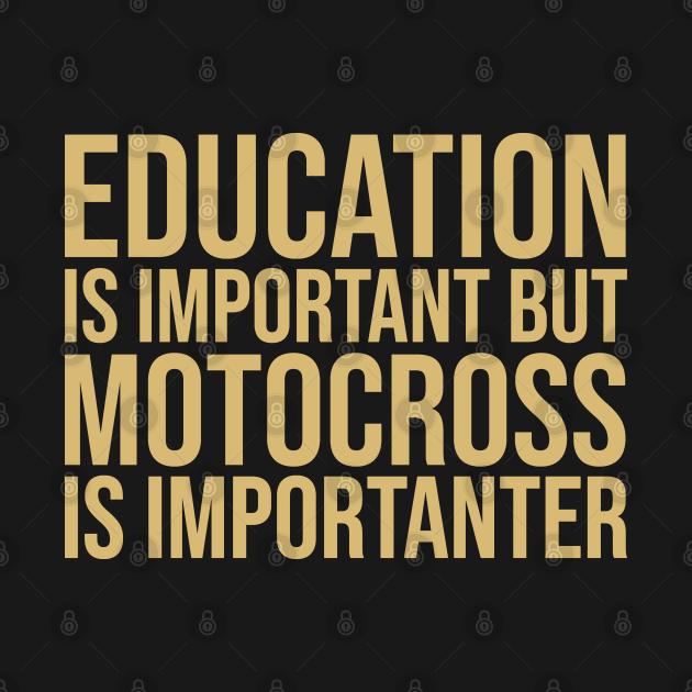 TeePublic: Motocross