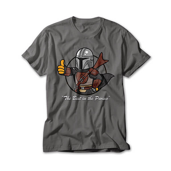 OtherTees: Vault Mando