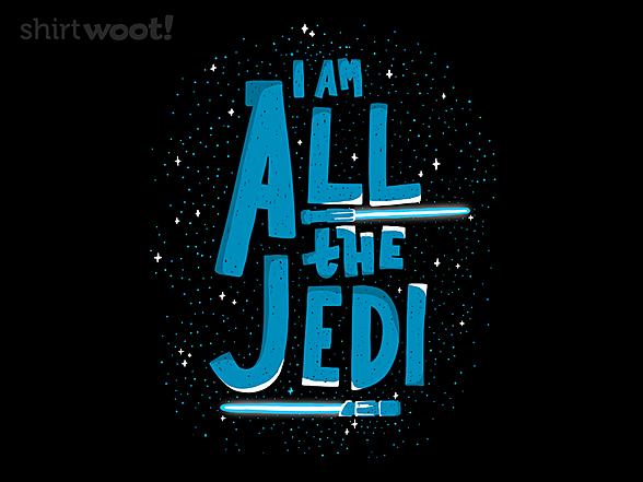 Woot!: I Am All the Jedi