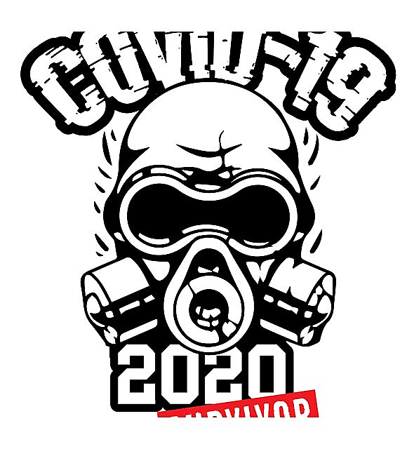 RedBubble: Pandemic Tshirt Covid-19 Survivor