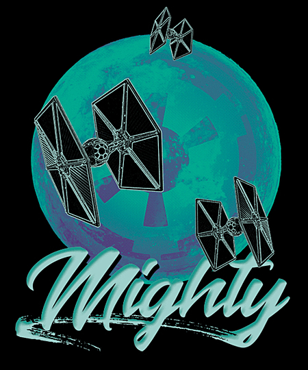 Qwertee: Mighty Imperial