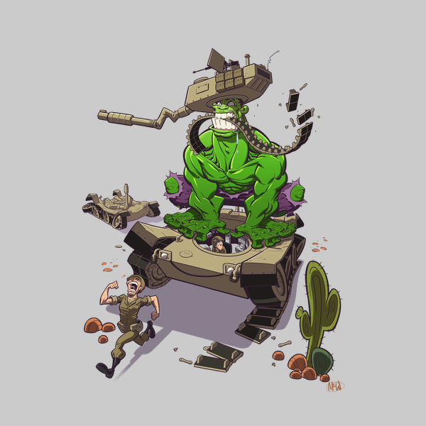 NeatoShop: Puny Tanks II