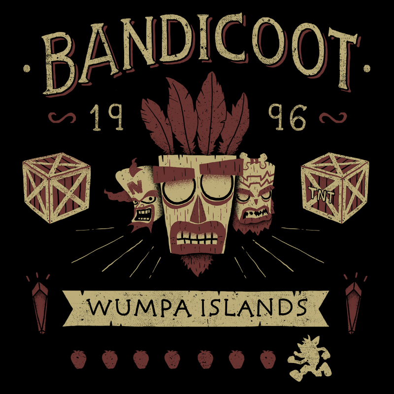 Wistitee: Bandicoot Time