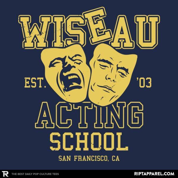 Ript: Wiseau Acting School