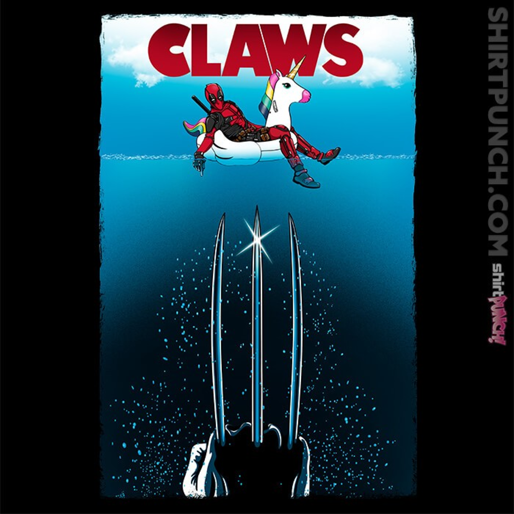 ShirtPunch: Claws