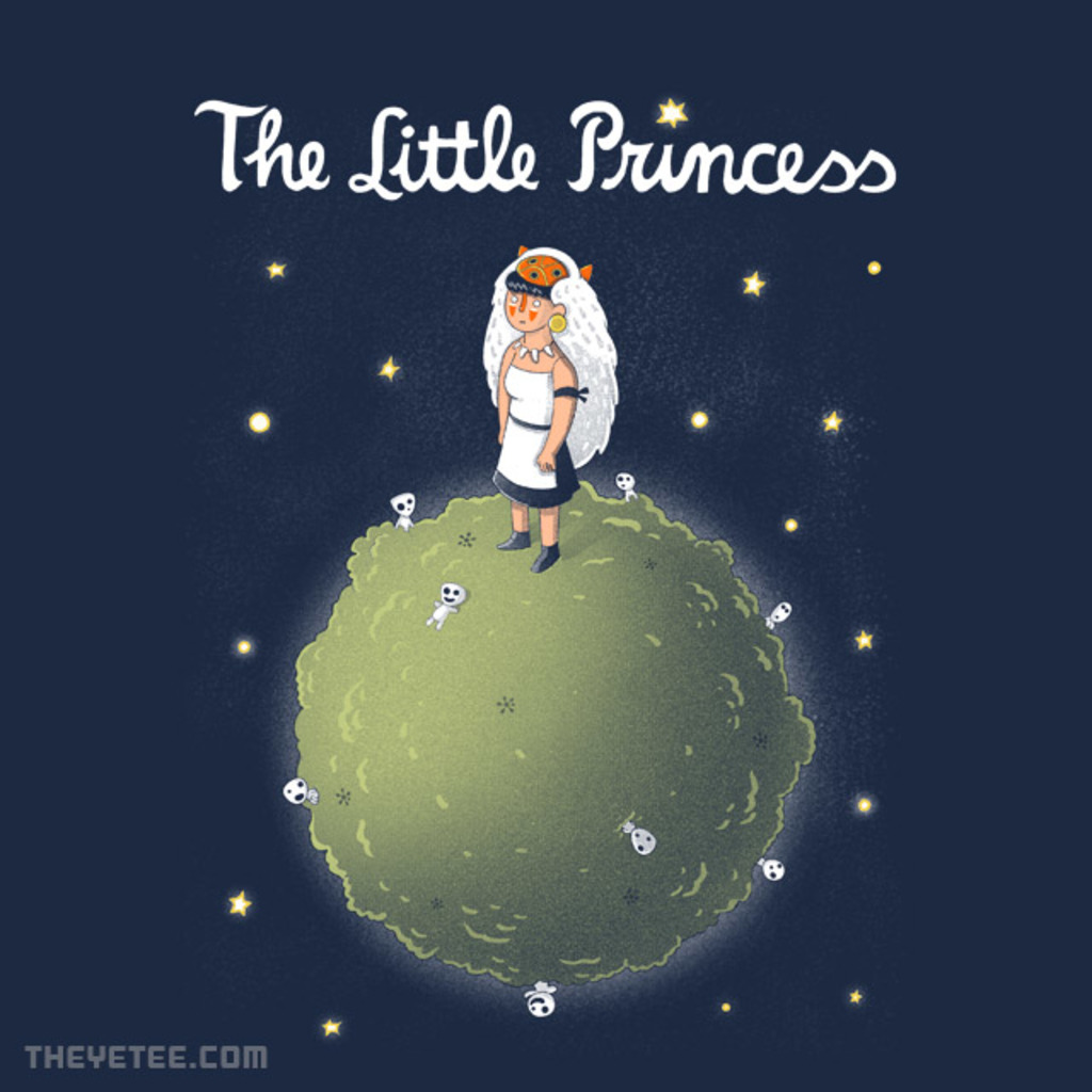 The Yetee: The Little Princess
