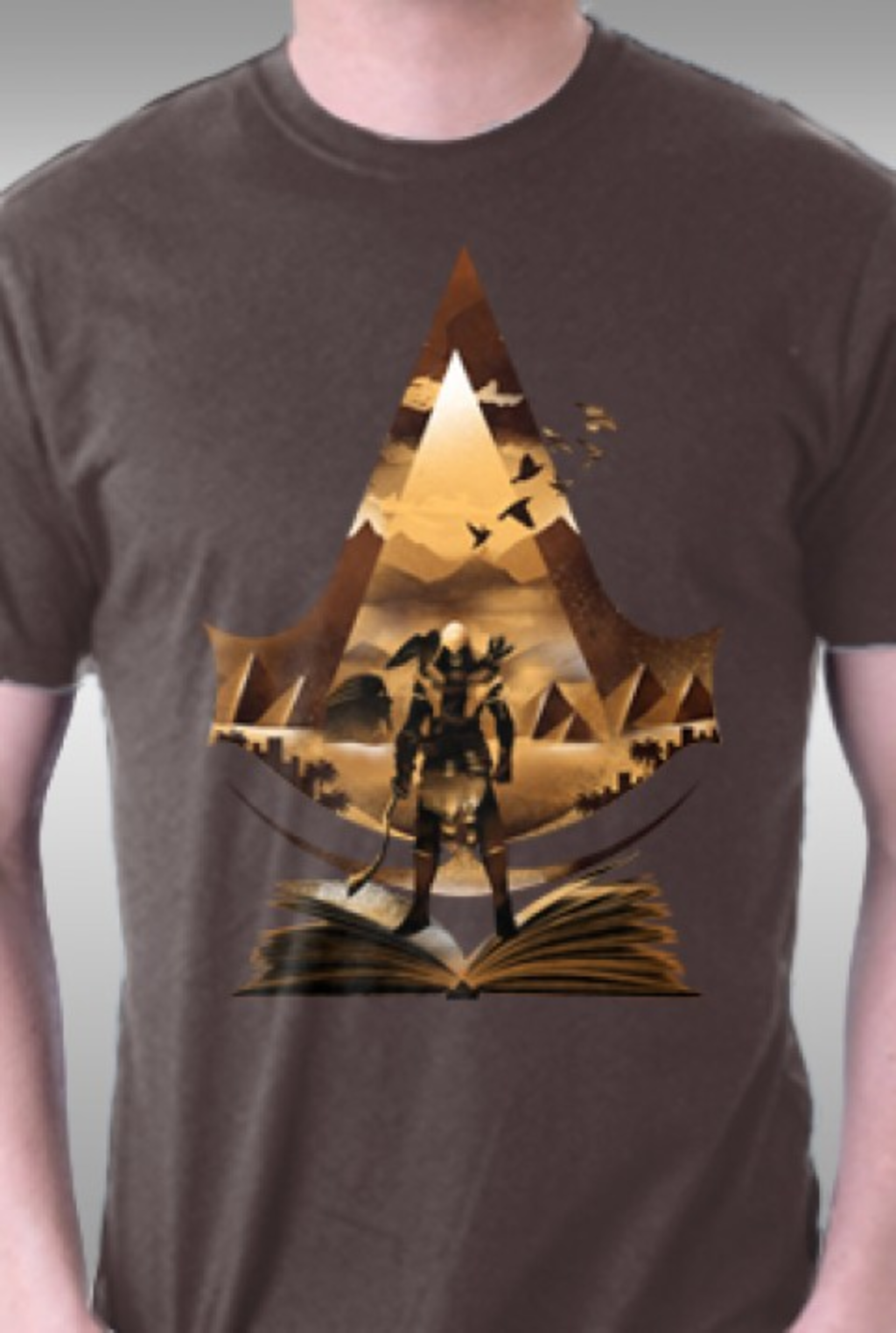 TeeFury: Original Assassin