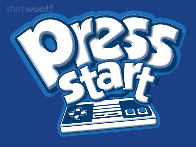 Woot!: Press Start