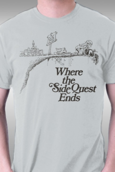 TeeFury: Where The Side Quest Ends