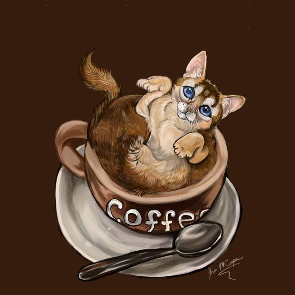 NeatoShop: Coffee Cat
