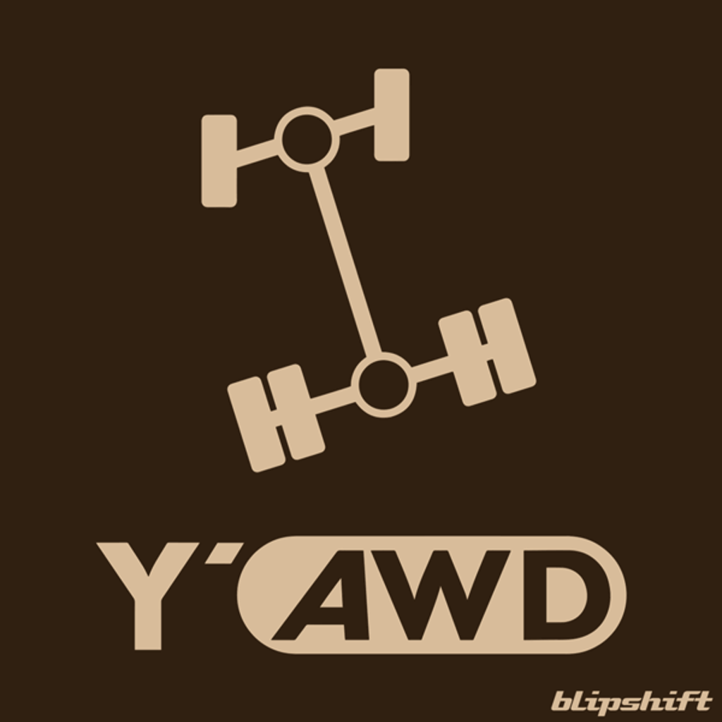blipshift: Y'All Wheel Drive