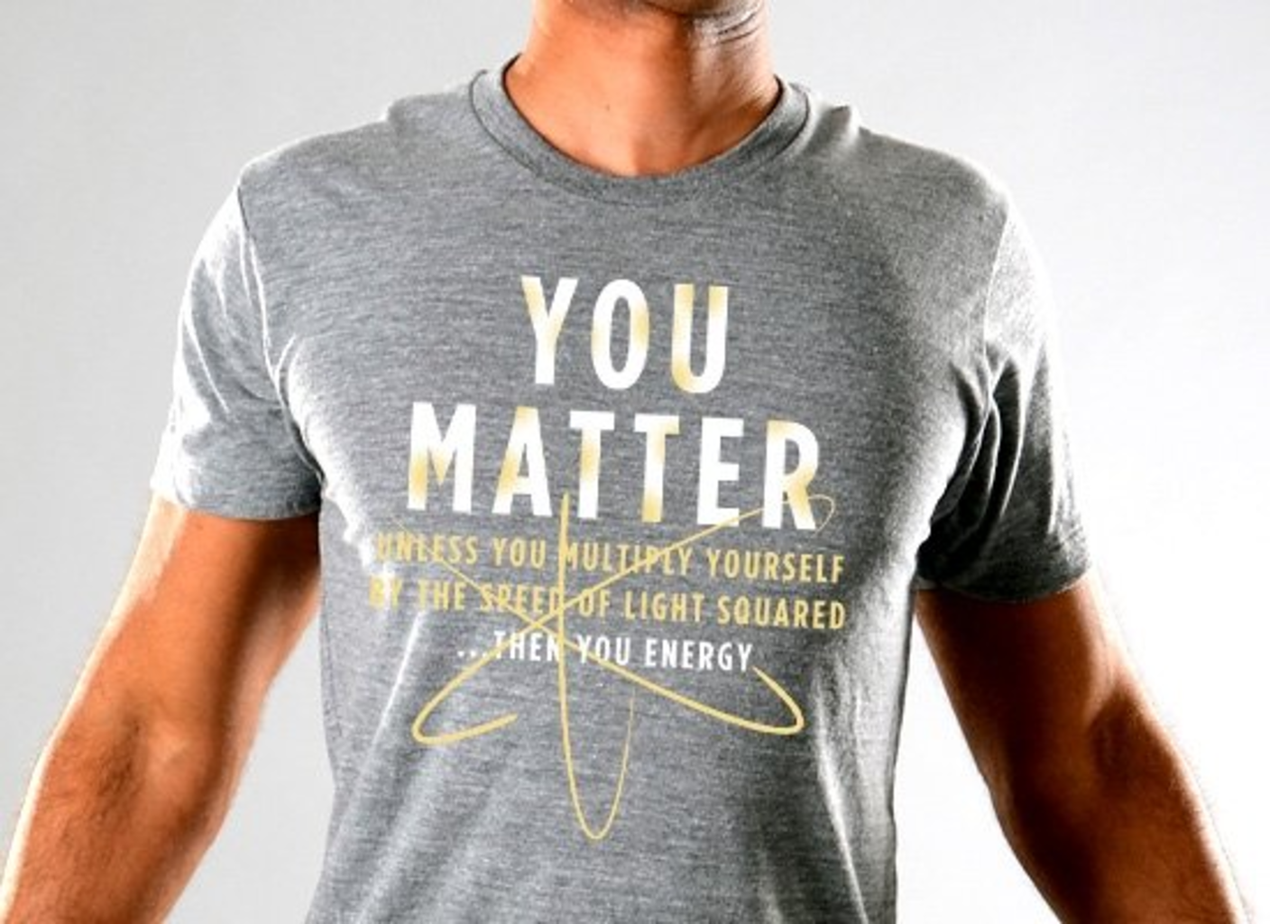 SnorgTees: You Matter Limited Edition Tri-Blend