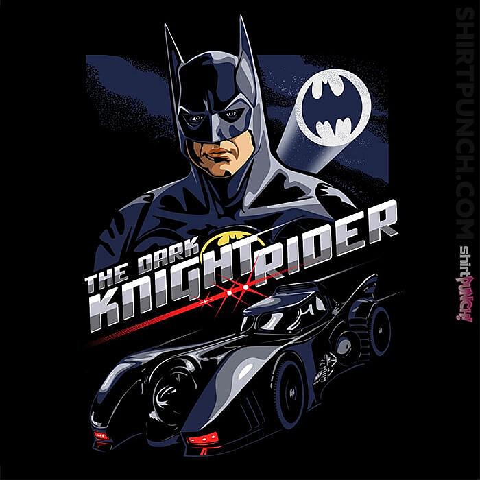 ShirtPunch: The Dark Knight Rider